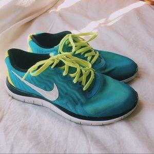 Custom Nike 4.0 Free Runs